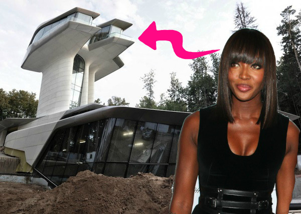 Behold Naomi Campbell 39 S New House Celebrity Style