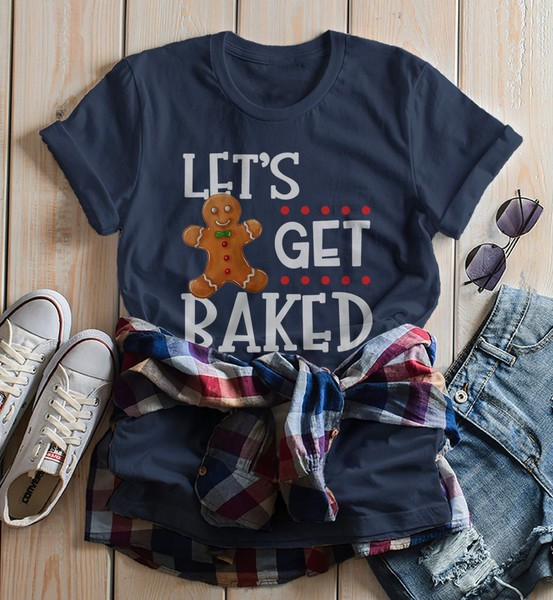 Gingerbread Graphic Tee