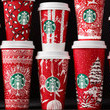 Nice List: You Didn't Throw A Fit Over The Starbucks Holiday Cups