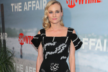 Diane Kruger's Bold Shoulders