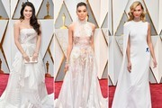 2017 Oscar Gowns That Could Double As Wedding Dresses