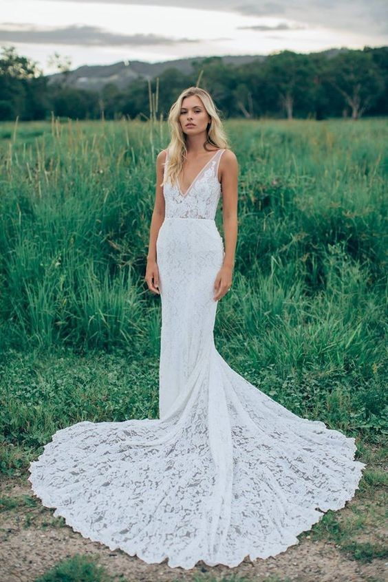 Made with love bridal wedding dress popular on pinterest for Have wedding dress made