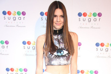 Do You Like Kendall Jenner's Eyeball Crop-Top?