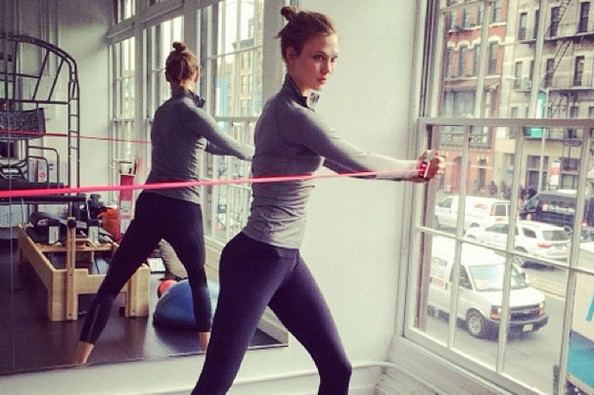 What Fashion Week Models Do to Stay Fit