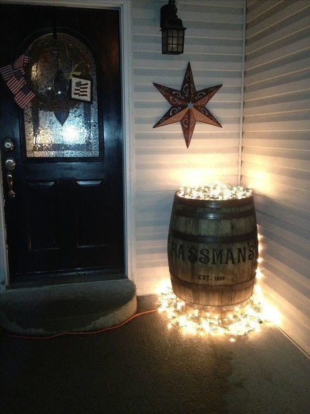 Barrel o' Lights