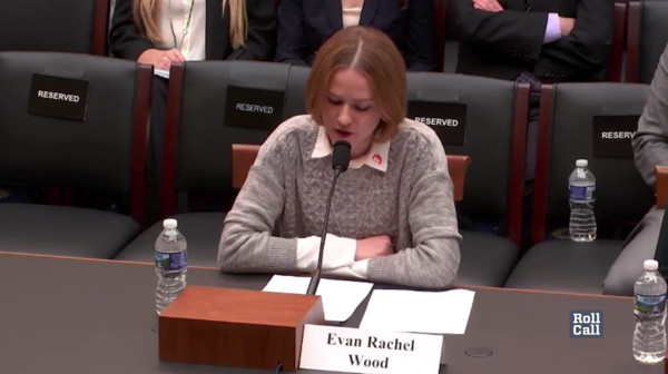 She Testified In Support Of Statewide Legislation For Sexual Assault Survivors