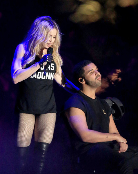 Performing With Drake At Coachella In 2015