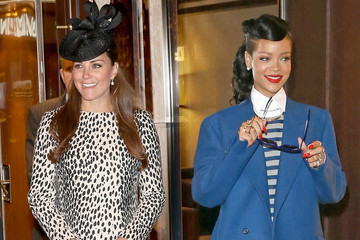 StyleBistro Awards 2013 Fashion Face-Off: Kate Middleton vs. Rihanna