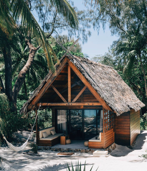 Relax In A Bungalow