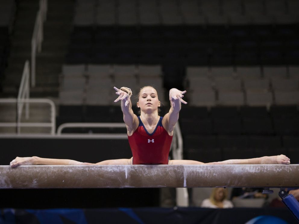 madison kocian  united states