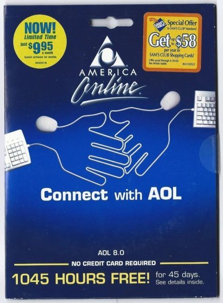 Picking Out Your First AOL Email