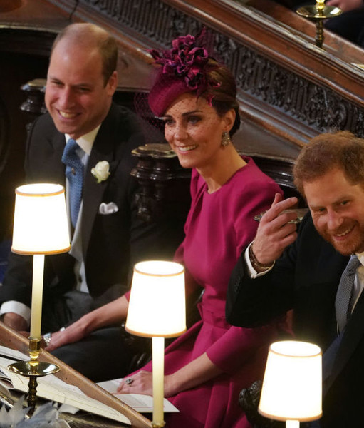 Kate Middleton And Prince William Got Touchy Feely