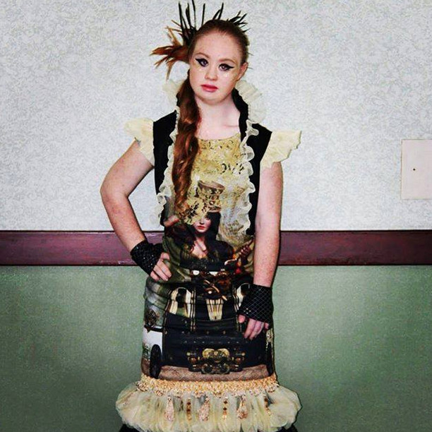 Meet Madeline Stuart: Australian Teen With Down Syndrome Set to Walk at New York Fashion Week