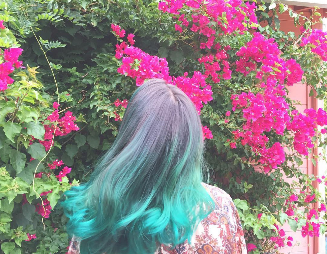 When Having Green Hair Is Your Superpower