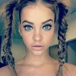 Braided Pig Tails