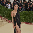 Zoe Kravitz In Saint Laurent by Anthony Vaccarello At The Met Gala