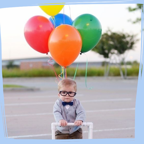 Clever Costumes for Baby's First Halloween