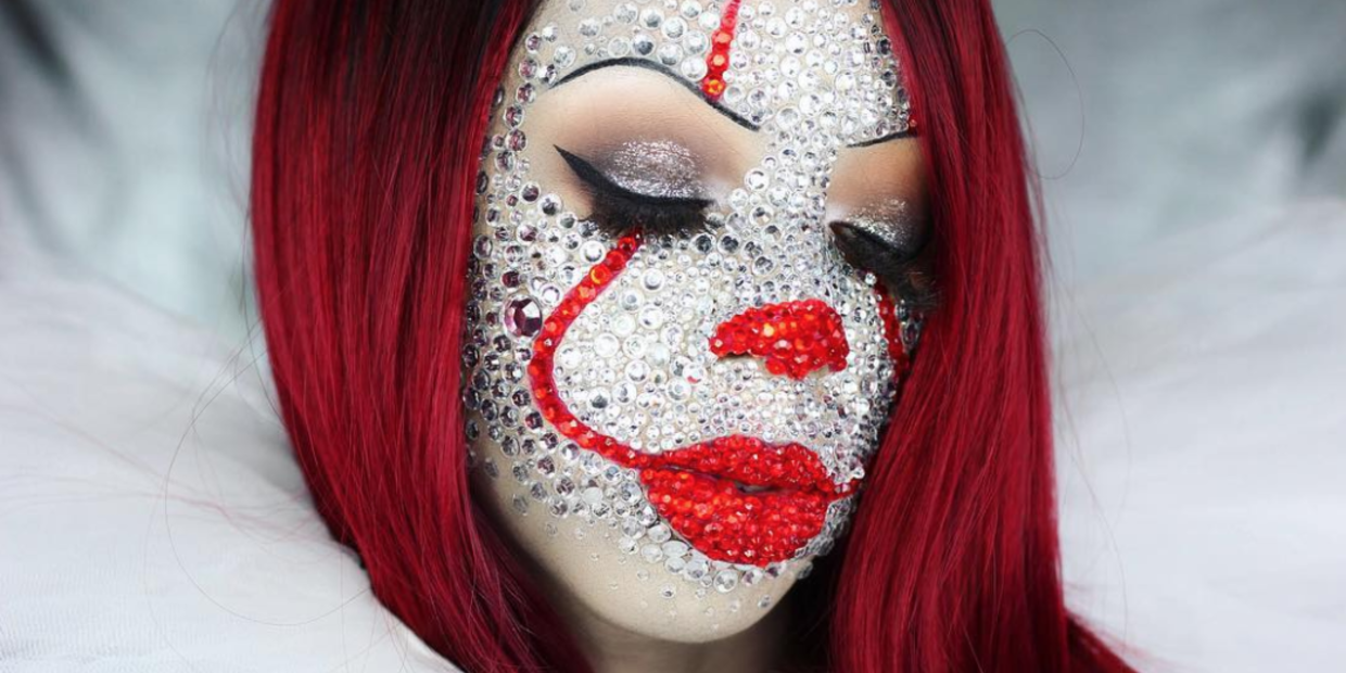 Hauntingly Gorgeous Halloween Makeup Ideas Livingly
