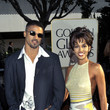 Shemar Moore And Halle Berry, 1997