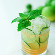 Luck Of The Irish Whiskey Rickey