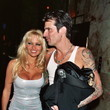 Pamela Anderson And Tommy Lee, 1995