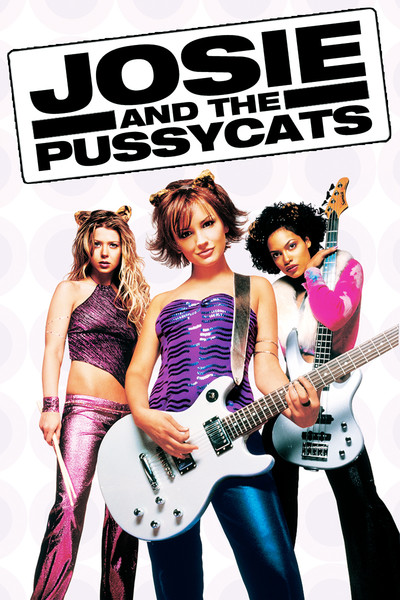 Josie And The Pussycats' Metallic Vibes