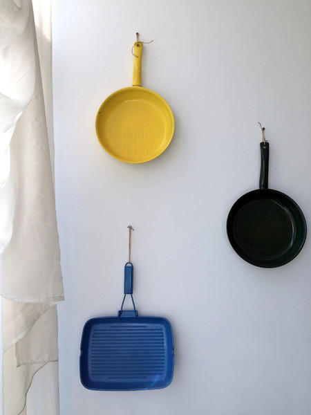 Organization Tip #3: Hang Pots And Pans