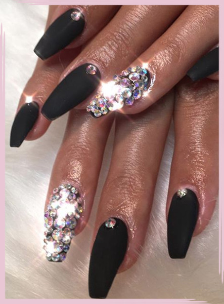 Uber Creative New Year's Nail Ideas