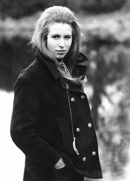 Then: Princess Anne
