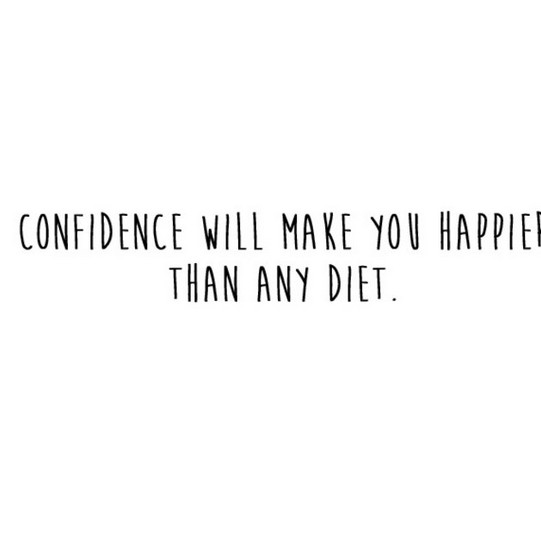 Body Image Quotes Alluring Diet Quote  50 Quotes To Boost Your Body Confidence  Livingly