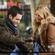 Penn Badgley and Blake Lively on 'Gossip Girl'