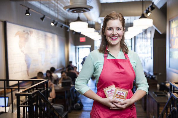 Inspiring Women: Meet the Woman Behind Those Delicious Jam-Filled Tarts at Starbucks