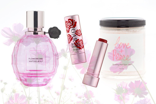 10 Floral-Scented Beauty Products