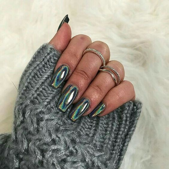 Holographic Shimmer
