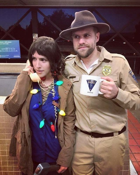 The 15 Best \u0027Stranger Things\u0027 Halloween Costumes For 2019