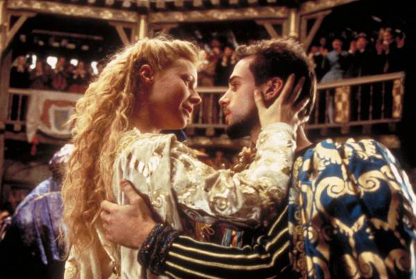 1998: 'Shakespeare in Love'