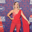 Cassadee Pope At The 2019 CMT Awards