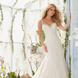 Mori Lee by Madeline Gardner Wedding Dress