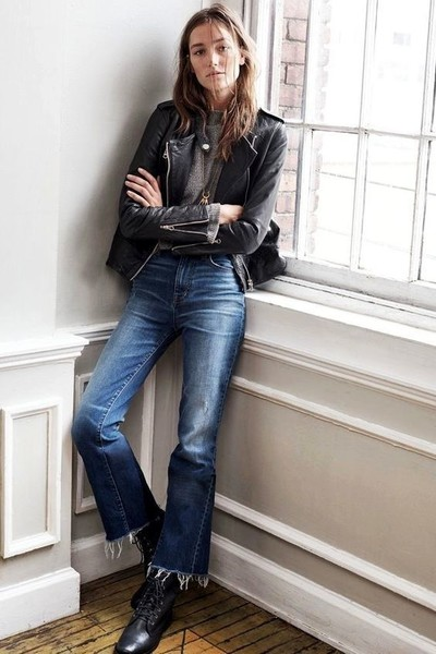 Effortless Ways to Style the Denim Trend of the Moment