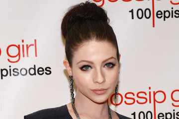 Michelle Trachtenberg's Teased and Tousled Bun
