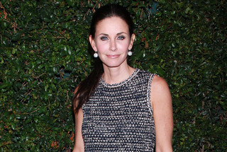 Courteney Cox Partners With Rue La La to Raise Money For Charity