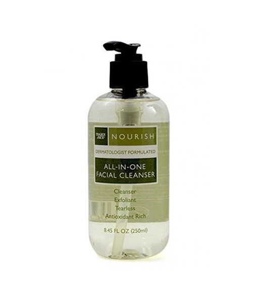 All-in-One Facial Cleanser