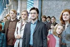 Everyone Is Freaking Out About James S. Potter's First Day at Hogwarts