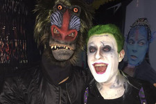 This Guy Dressed as the Joker Didn't Realize He Was Taking a Picture with Jared Leto