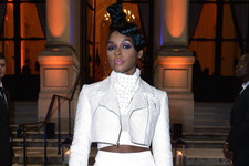 Look of the Day: Janelle Monae's Elegant Suit