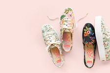 Rifle Paper Co x Keds Is The Perfect Spring Collab
