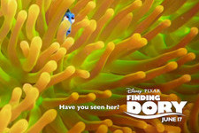 Can You Find Dory in These Brand New 'Finding Dory' Posters?