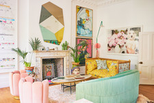 This London Flat Features Sketch's Chairs — And SO Much More