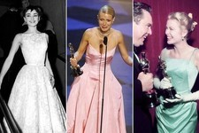 Iconic Oscar Dresses From the Year You Were Born