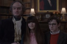 Netflix's 'A Series of Unfortunate Events' Is a Dark, Delightful Chronicle of Lemony Snicket's First Four Books